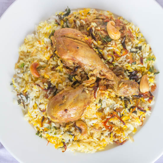 Thalassery chicken biryani for Chicken biryani at home